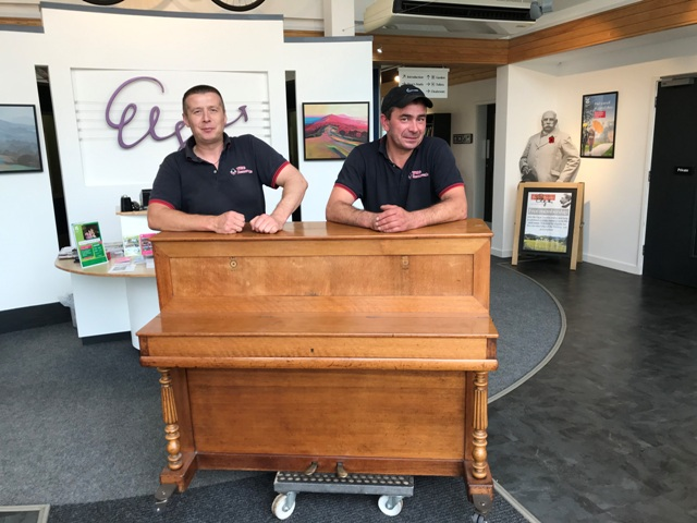 Piano movers Worcestershire