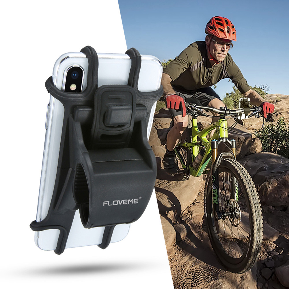 Bicycle Phone Holder Universal Mobile Cell Phone