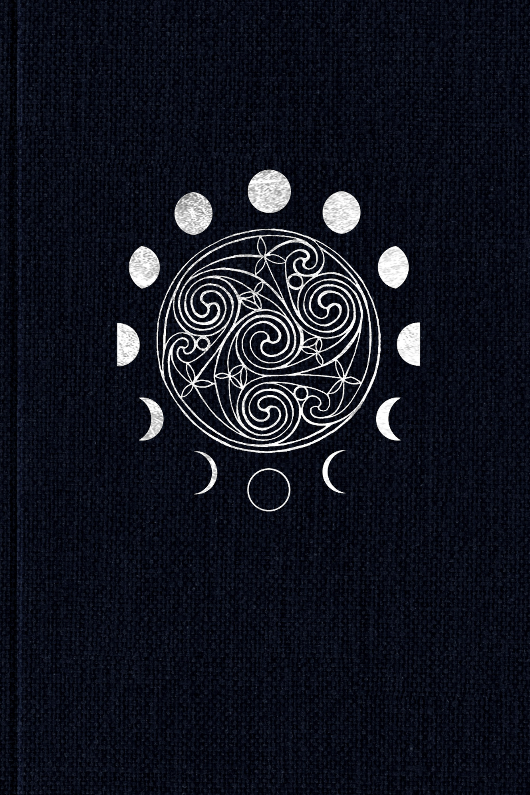 """A Ring Around the Moon: Witch Rites Revisited"", by Nigel G. Pearson. Standard Hardback edition."