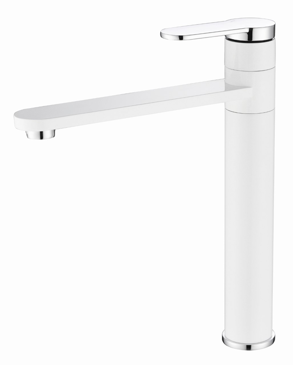 Rome Kitchen Mixer (White)