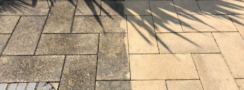 Stone Steam Cleaning & Jet Wash Cleaning