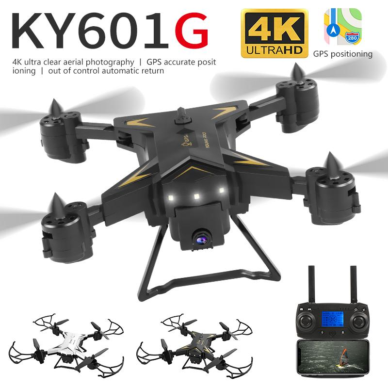 5G Drone KY601G, With GPS And 4K HD Dual Cameras