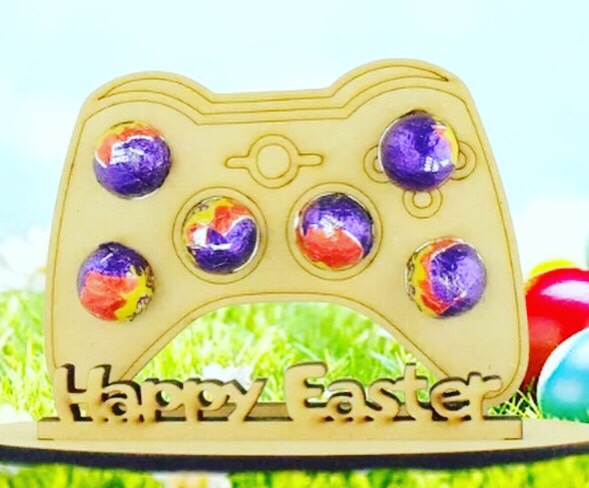 Easter Egg Holder (GAMER )