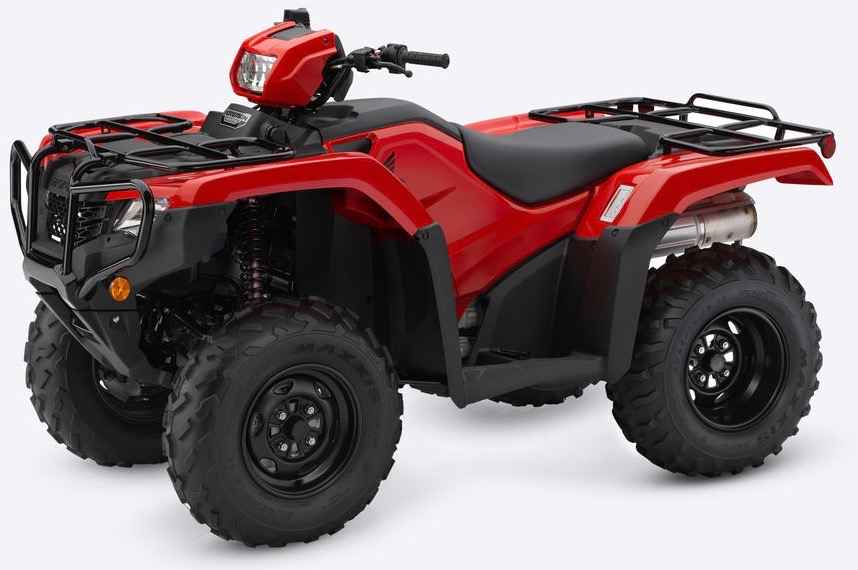 Honda Foreman 500 IRS PS 2/4wd available from Paterson ATV Dalbeattie, Dumfries and Galloway's leading ATV Centre