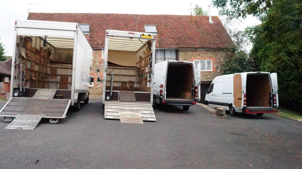 Office Removals Market Drayton