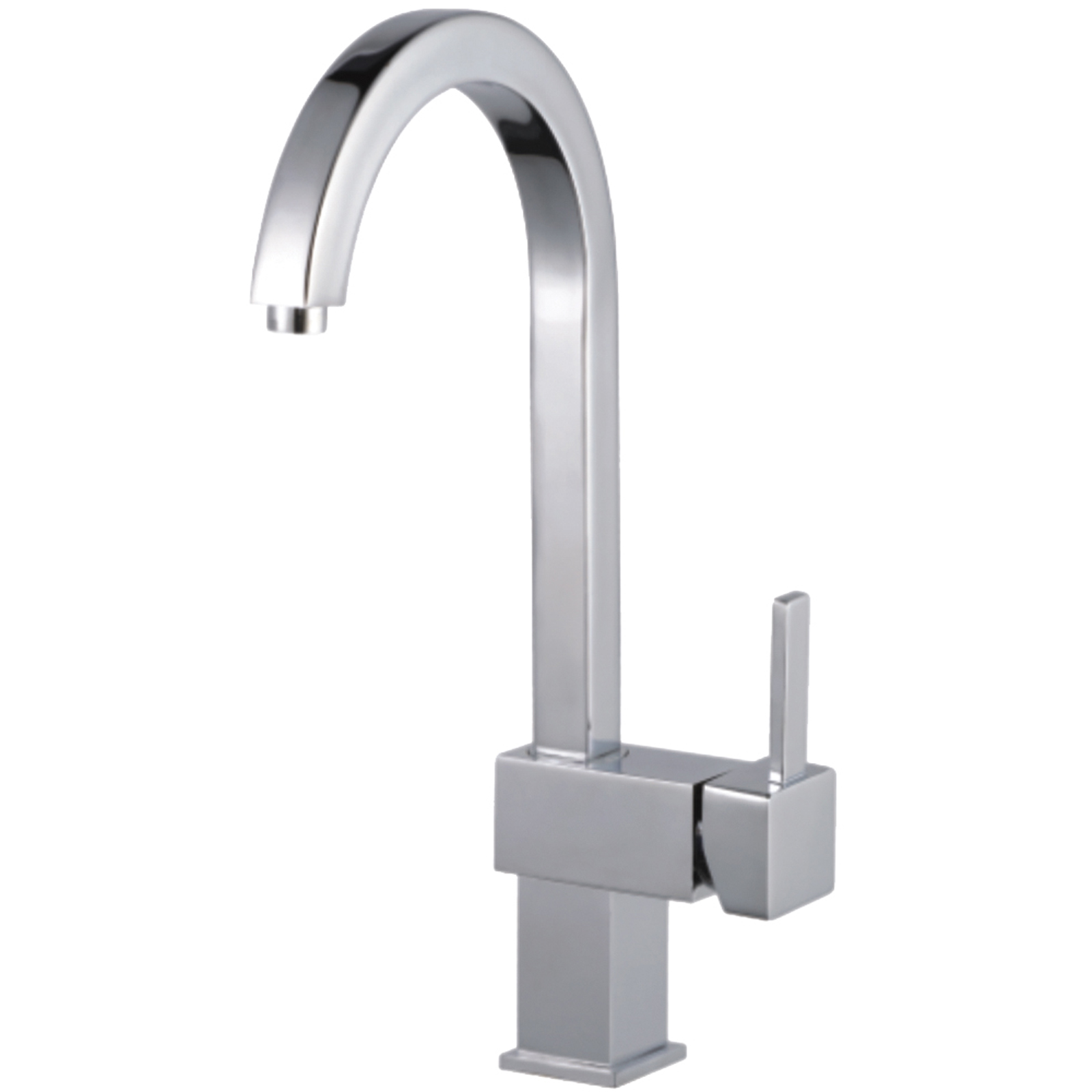 Madrid Kitchen Mixer Tap  (Chrome)