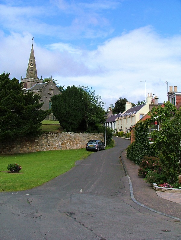 Church Place, Upper Largo