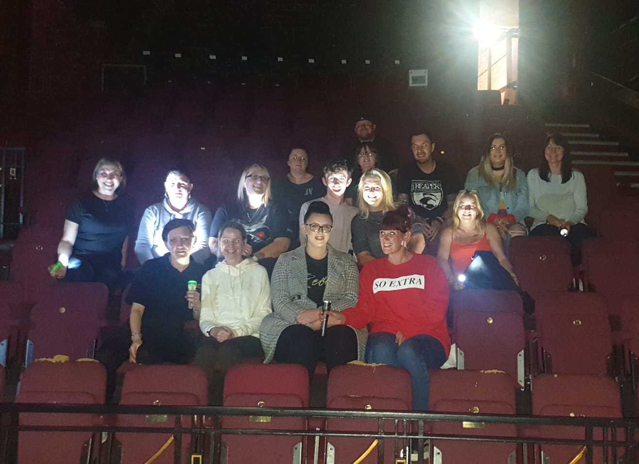 Exclusive: Majestic Theatre 12 Hour Lockdown Darlington 10th August 2019