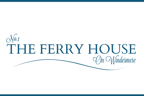 No.1 The Ferry House Logo Design.