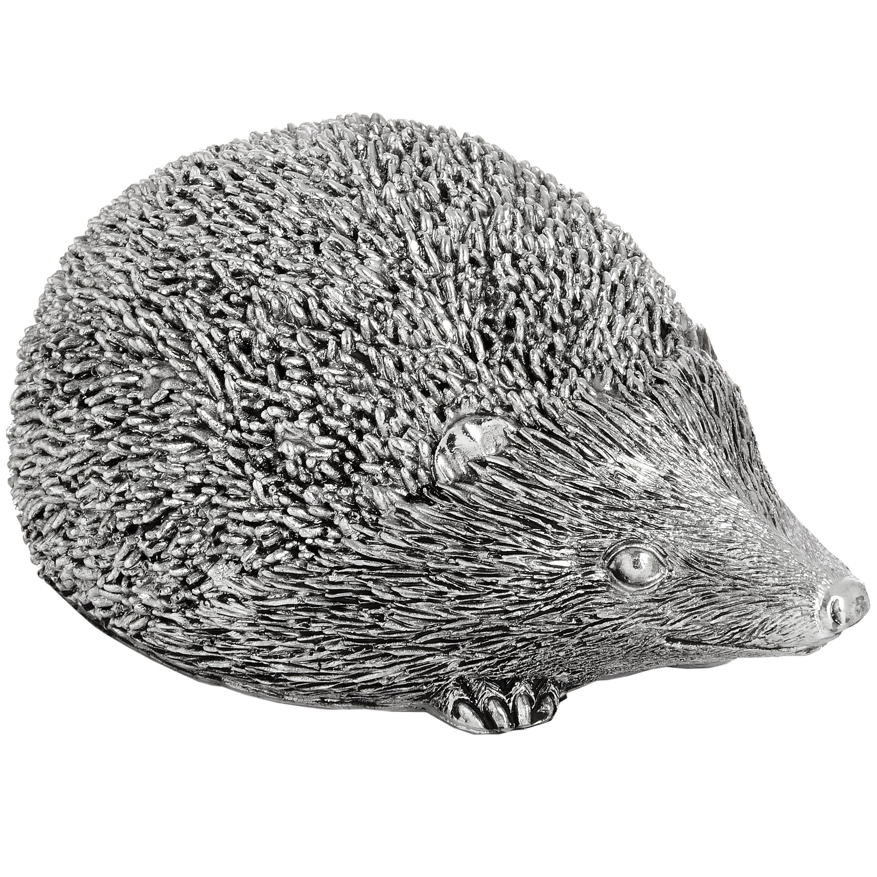 Large Silver Hedgehog HI020