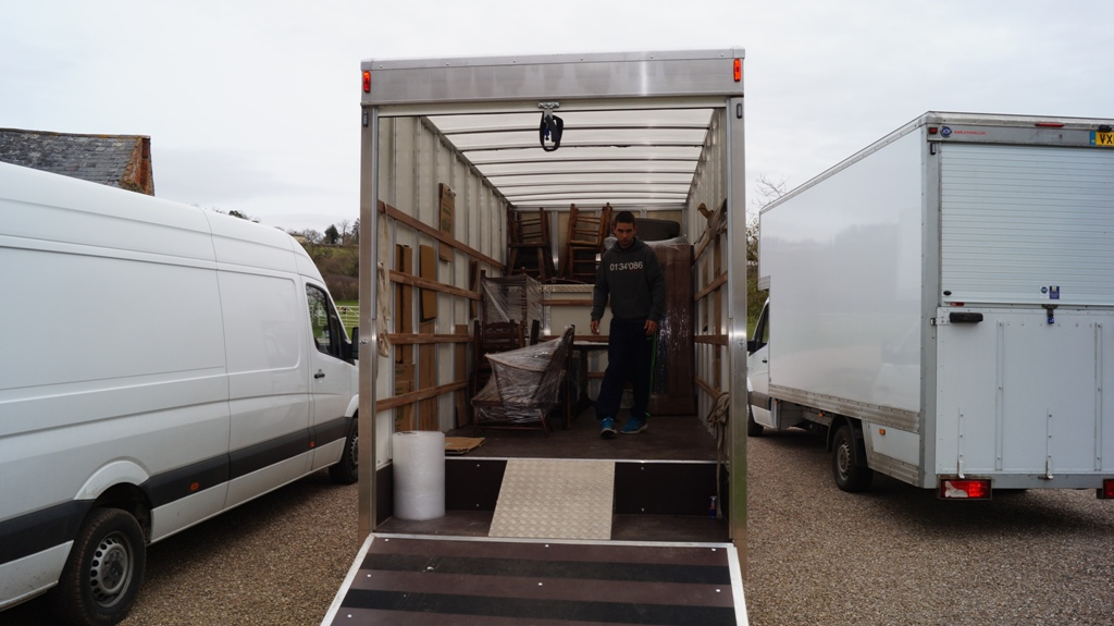 Removals Whitchurch
