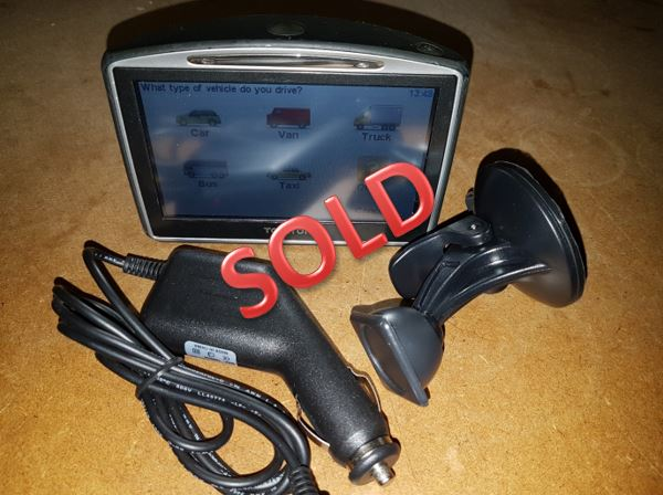 Refurbished tomtom 630 - TRUCK Europe