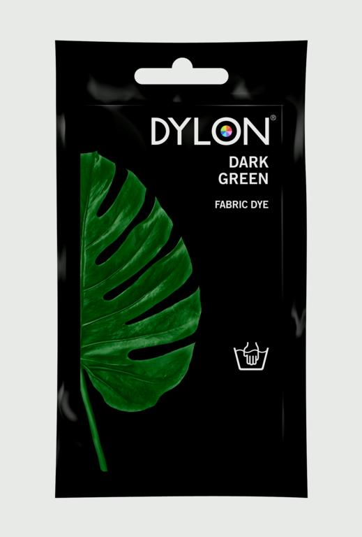 Dylon Dark/Forest Green Hand Dye 50G