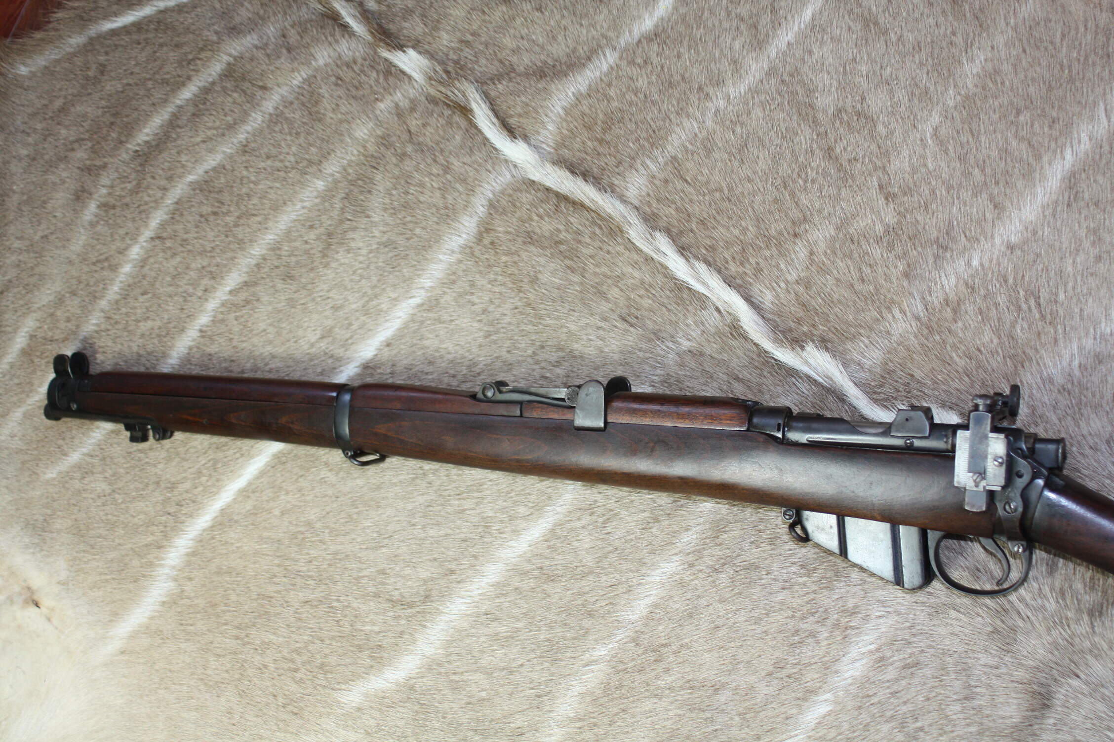 B.S.A. CO. .303 'No 1' BOLT-MAGAZINE SERVICE RIFLE