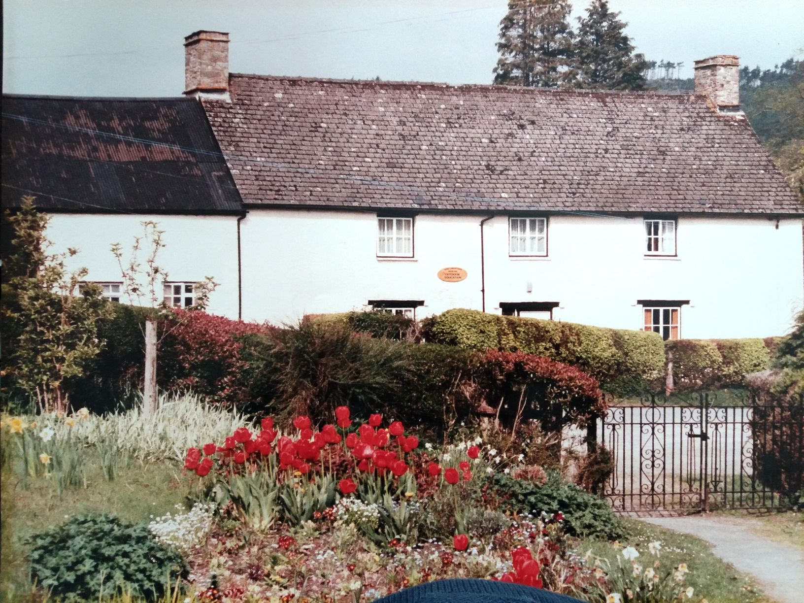 Farmhouse circa 1980