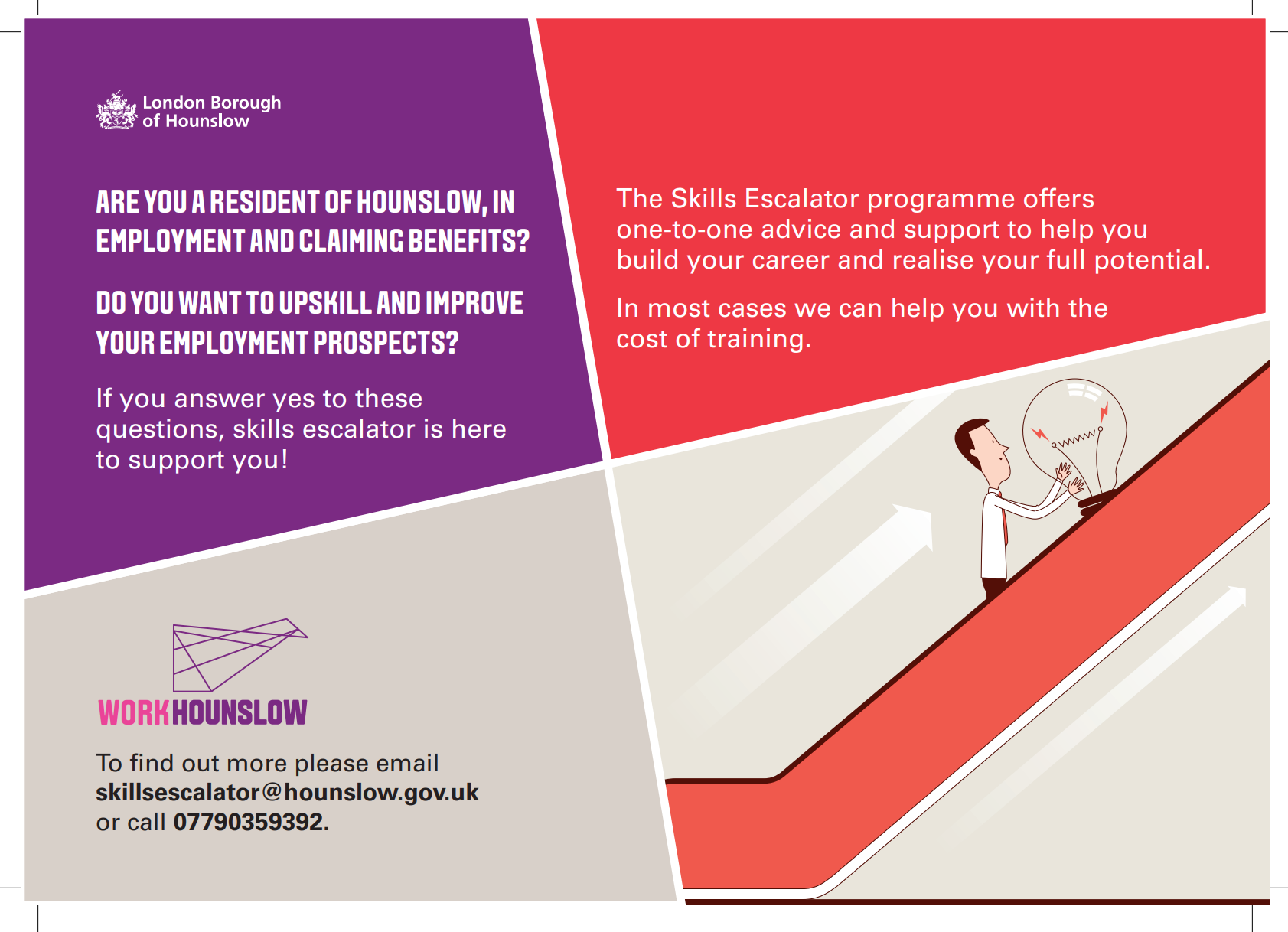 The Skills Escalator Programme