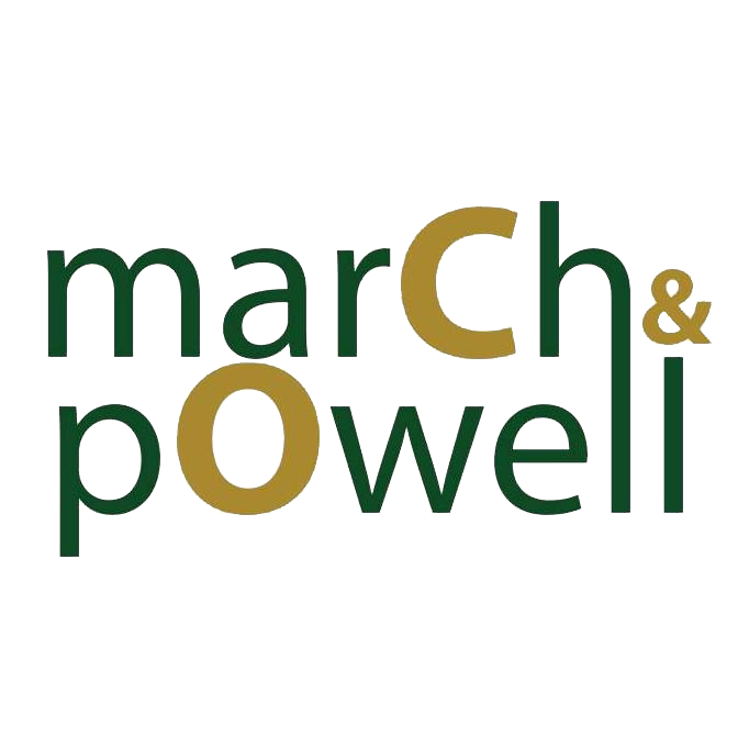 March and Powell Logopng