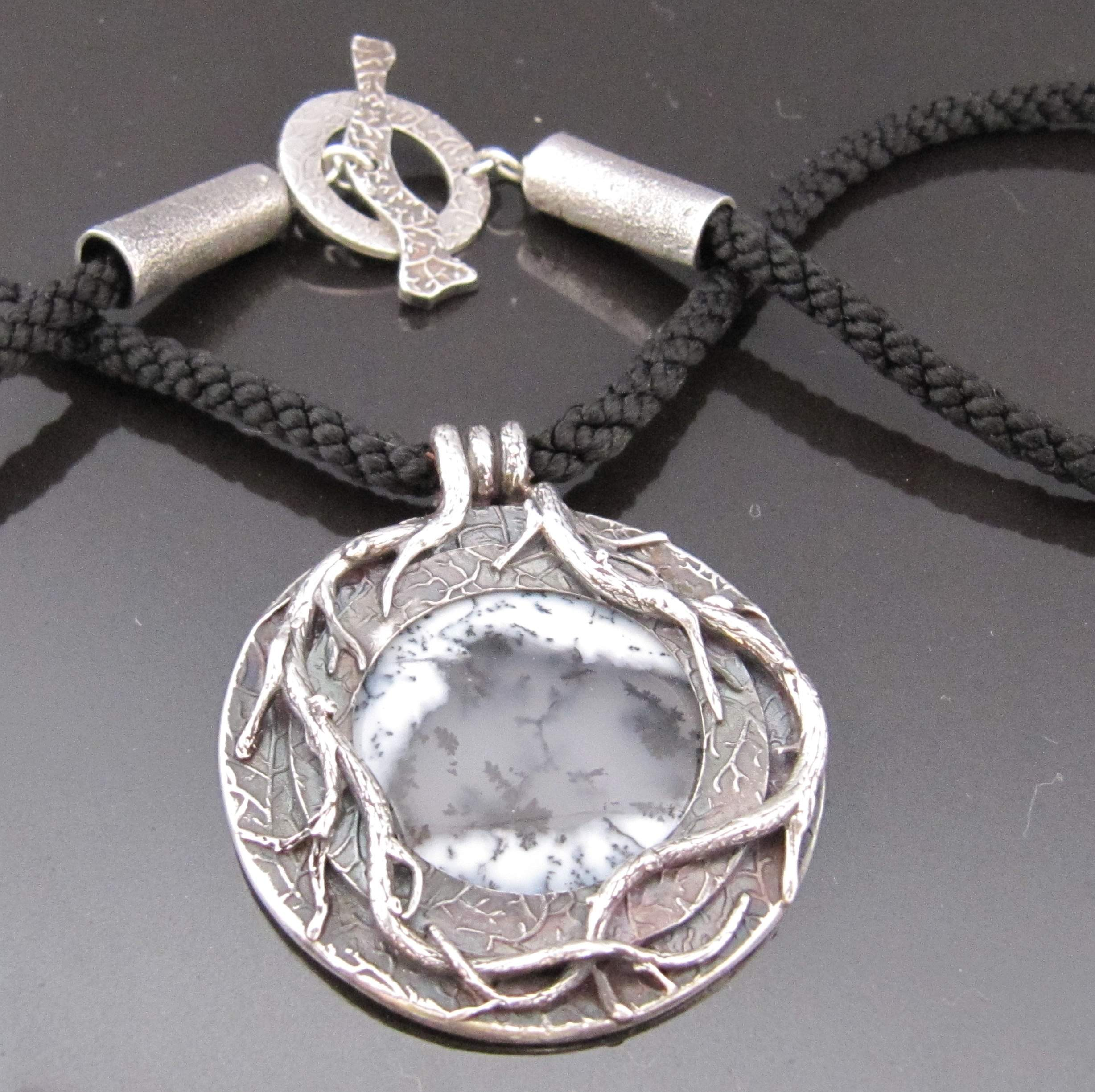 Stone Setting in Silver Clay with Tracey Spurgin