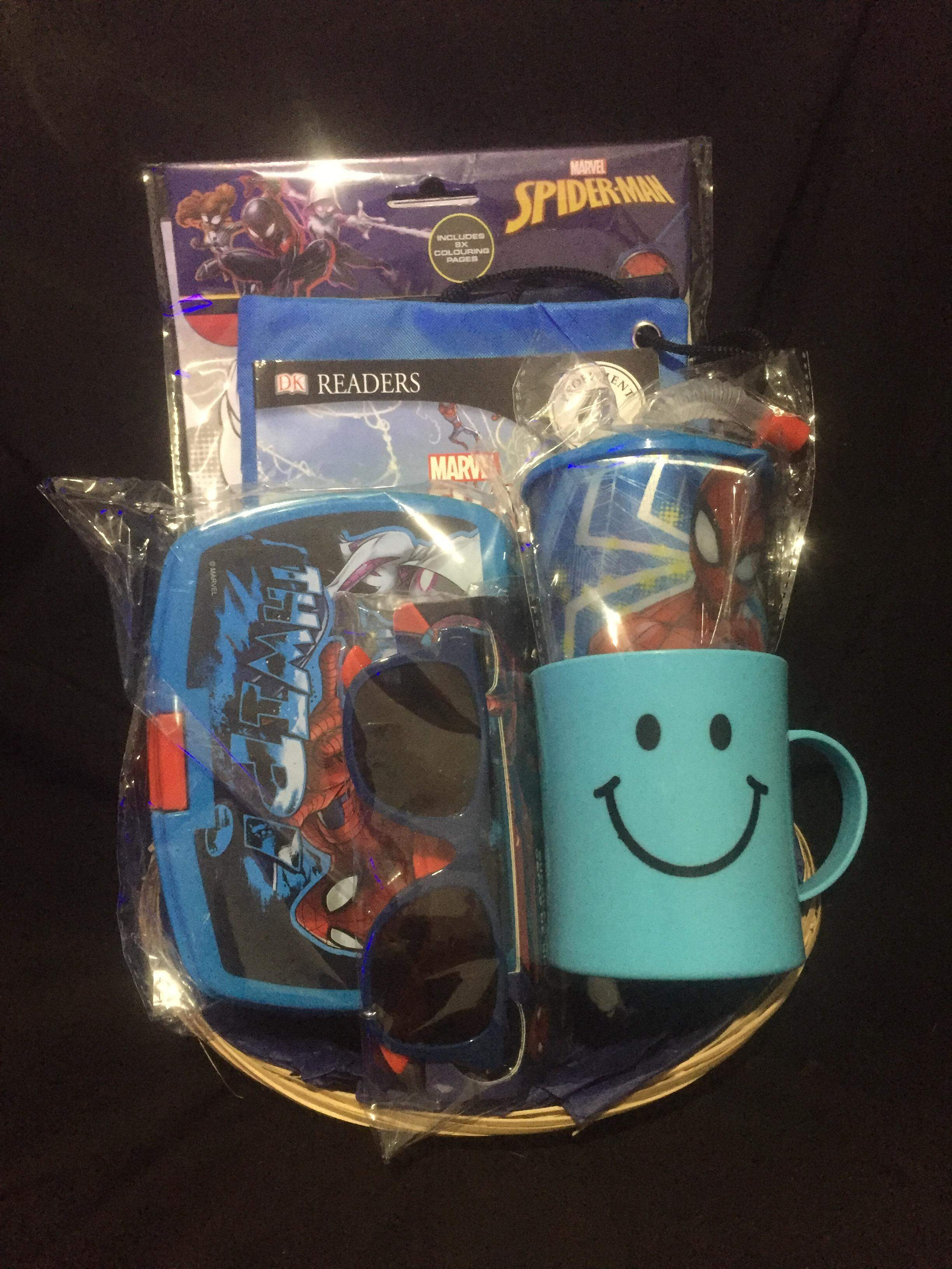 Spider-Man SMILE Gift Set