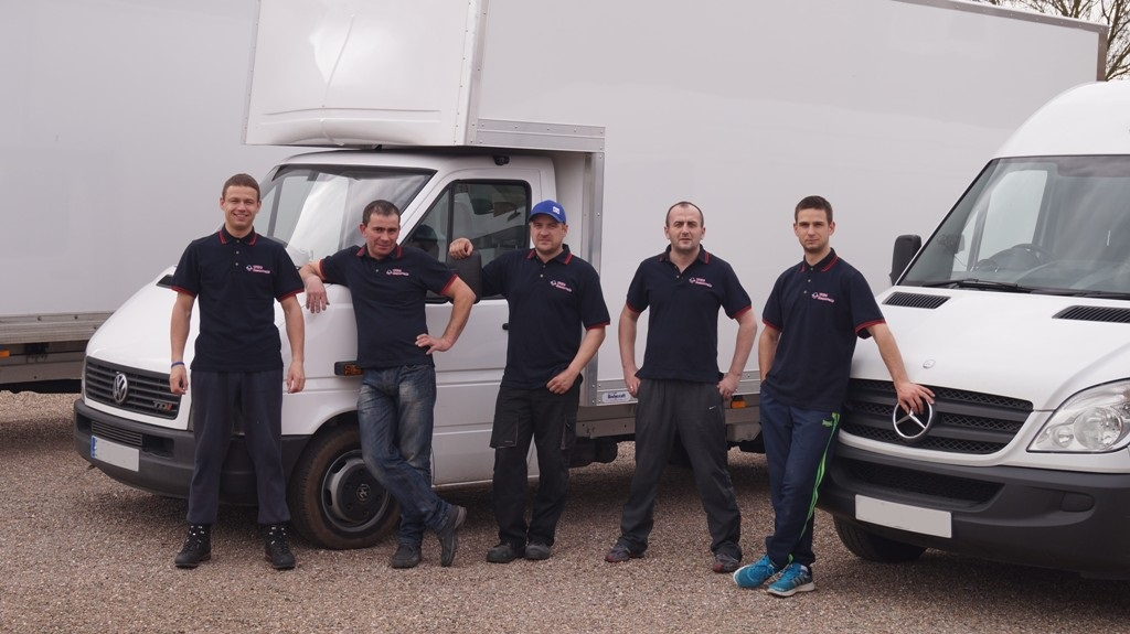 WHG Removals Team