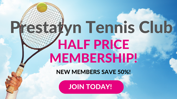Half Price Membership - Join Today!
