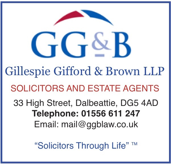 Gillespie Gifford and Brown solicitors and estate agents