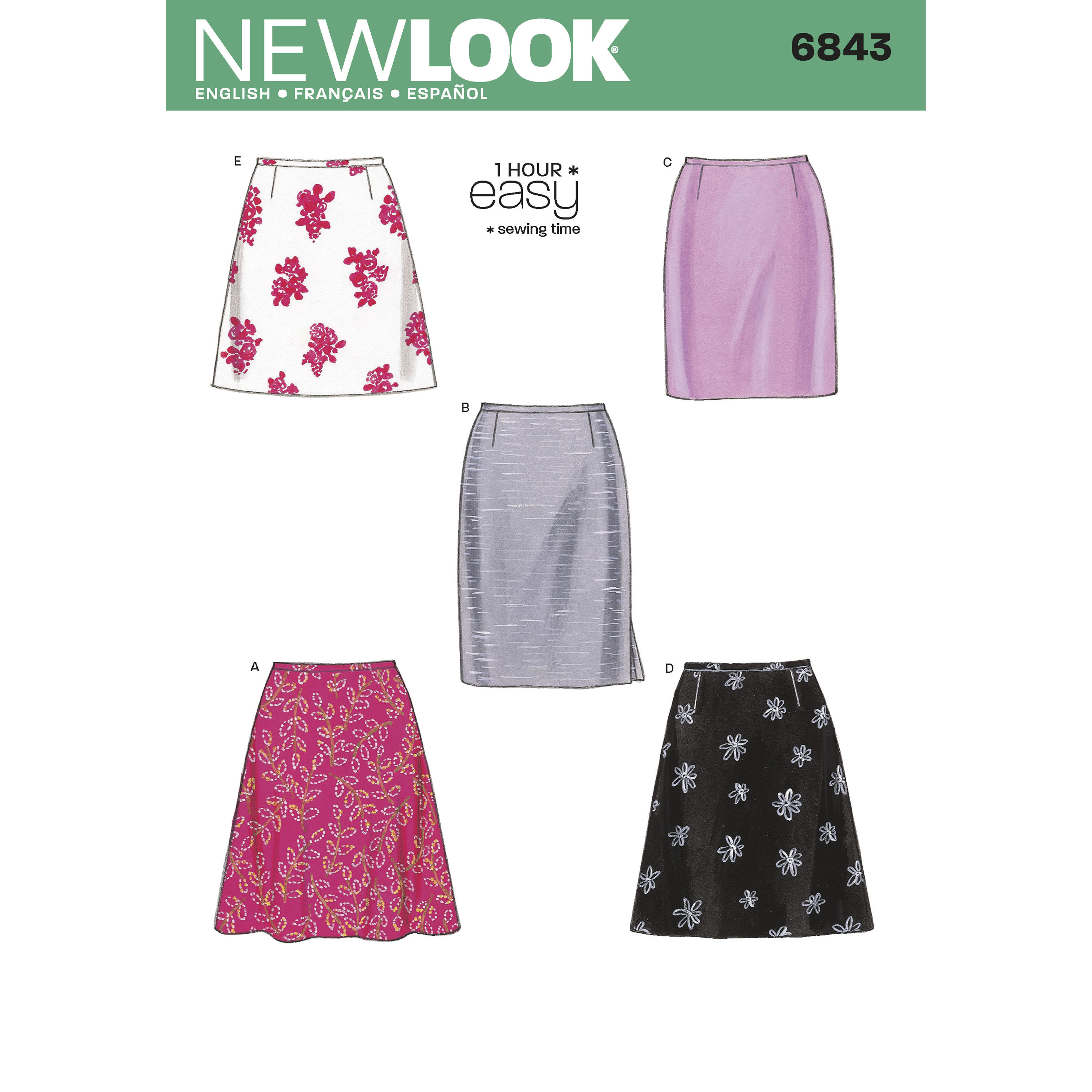 A-line Skirt 2 weeks