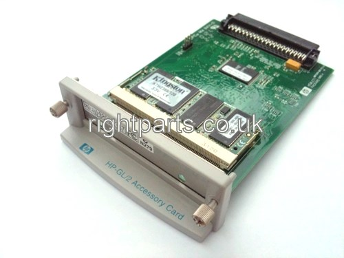 C7772A HP DesignJet 500 GL/2 Accessory Card