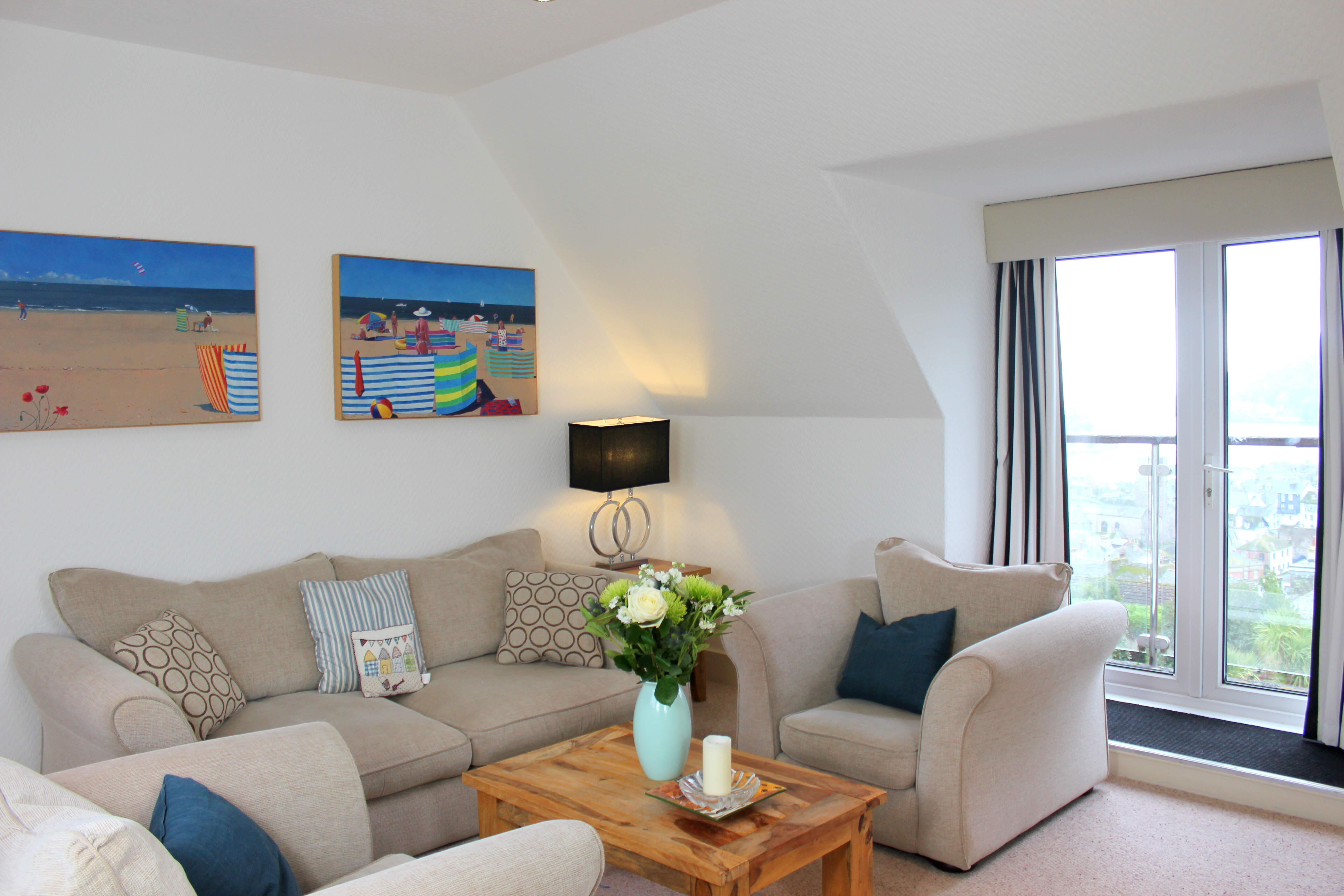 Holiday Apartments in Dartmouth with Ways Away Lauriston House