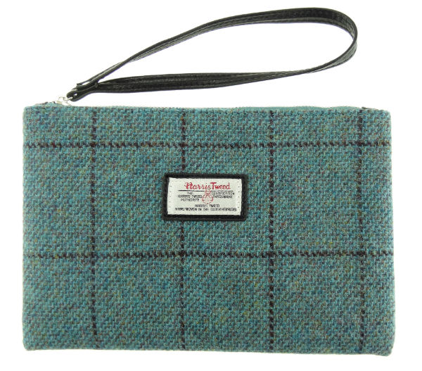 Harris Tweed Pouch in Colour 55 GA013