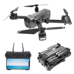 KF607 2.4Ghz Brushless GPS Folding Aerial RC