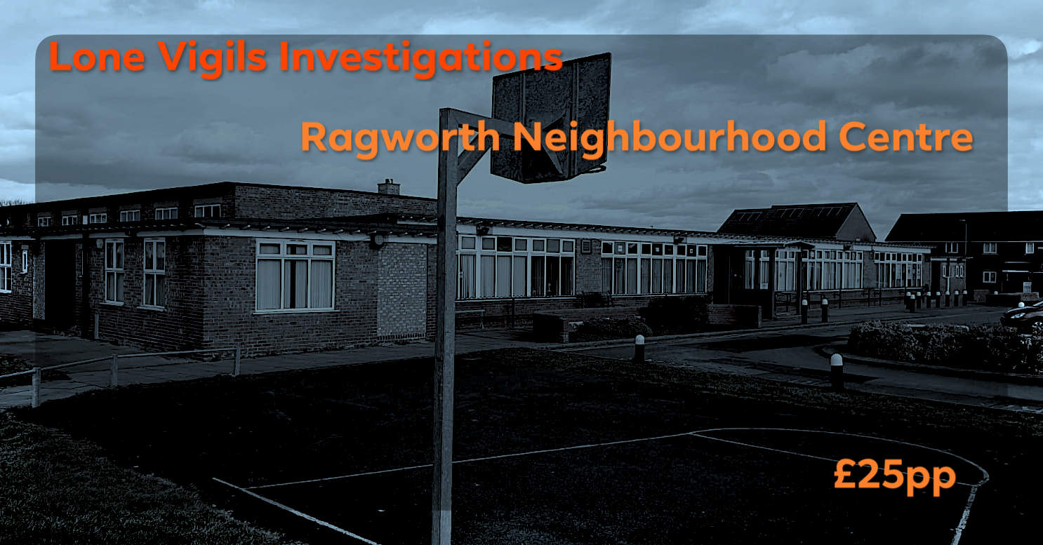 EXCLUSIVE: Ragworth Neighbourhood Centre, Friday 3rd July 2020 10pm-2am