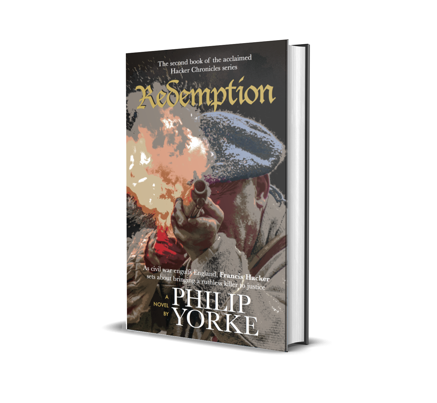 Pre-order your signed copy of Redemption