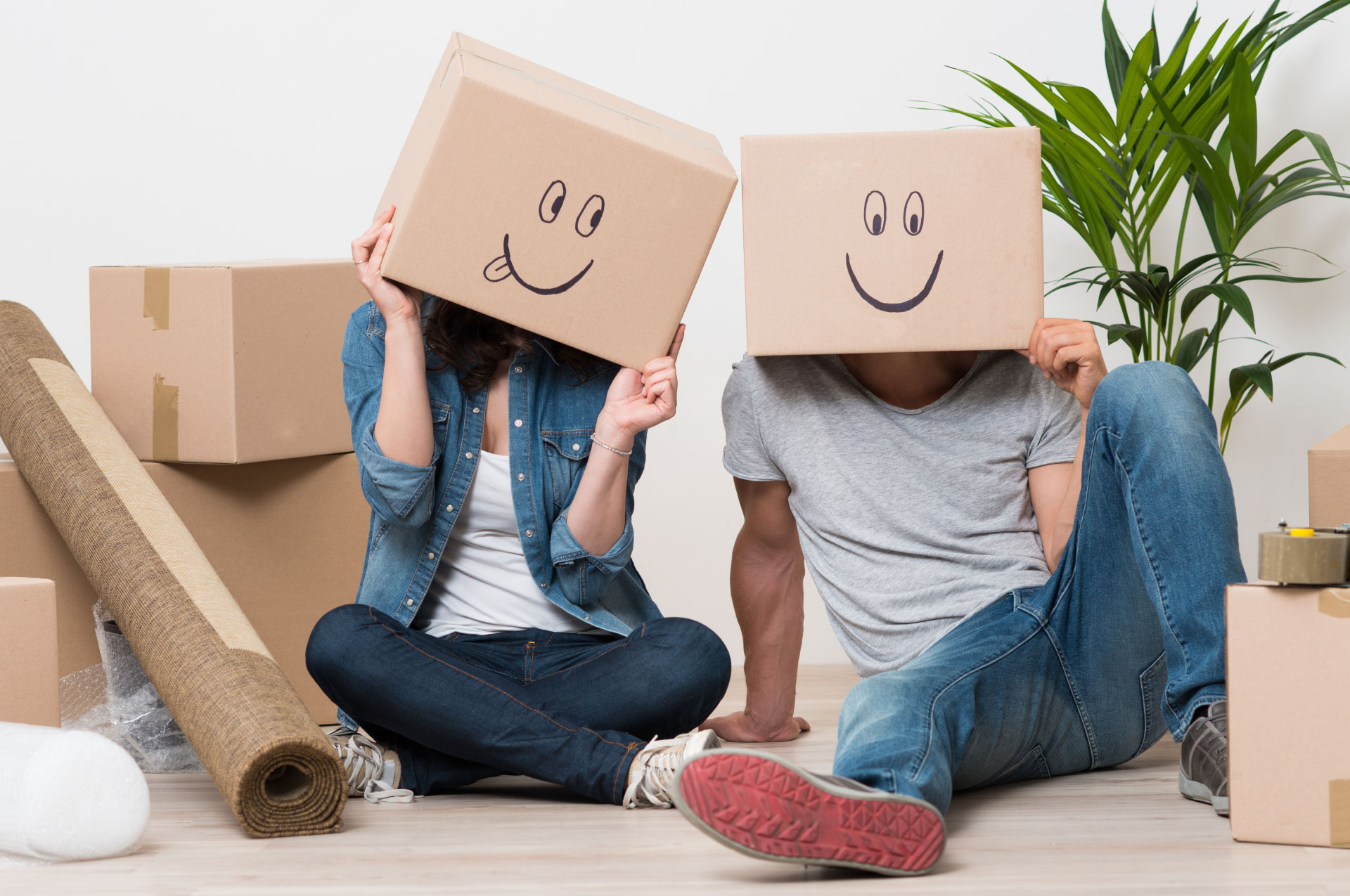 How to Pack Your Items When Moving House