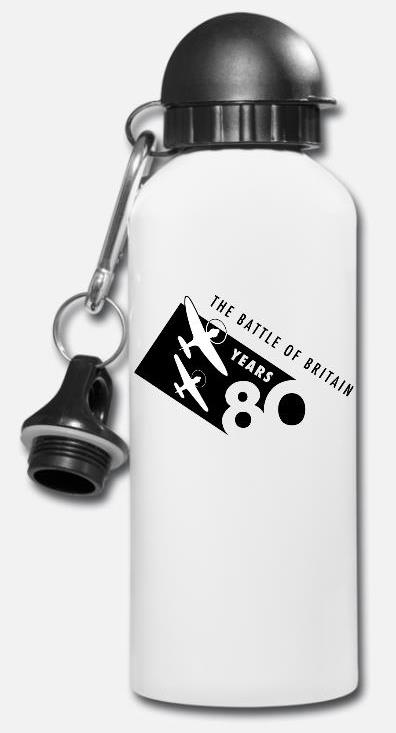 The Battle of Britain 80th Anniversary water bottle