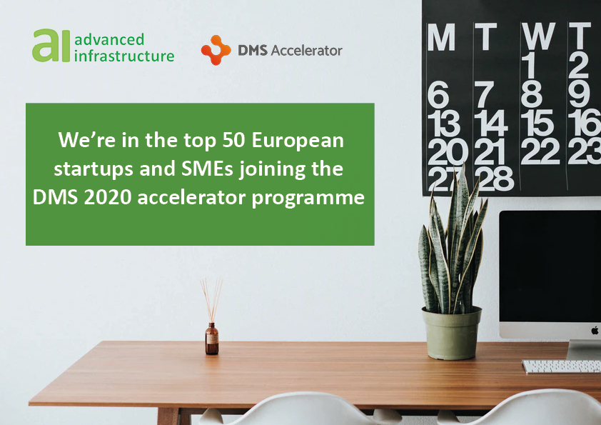 Joining the DMS Accelerator Programme