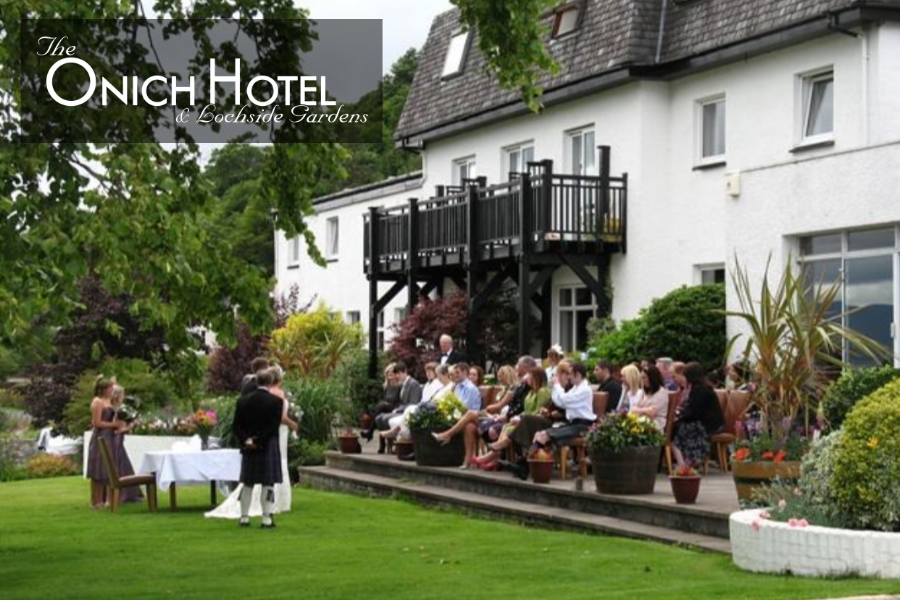 The Onich Hotel