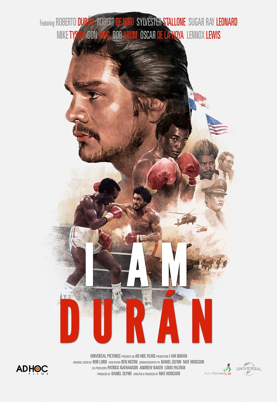 I Am Durán Released By Universal Pictures