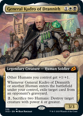 General Kudro of Drannith