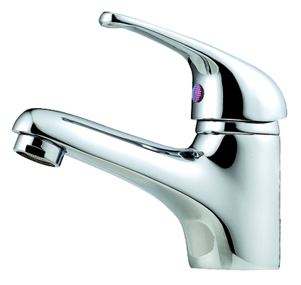 Holly Mini Monobloc Basin Mixer