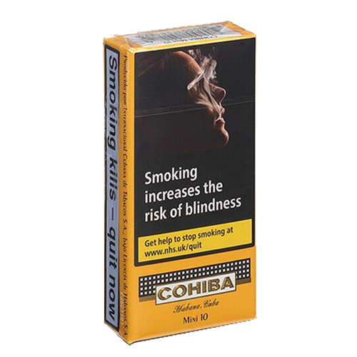 Cohiba Mini Cigars (10)