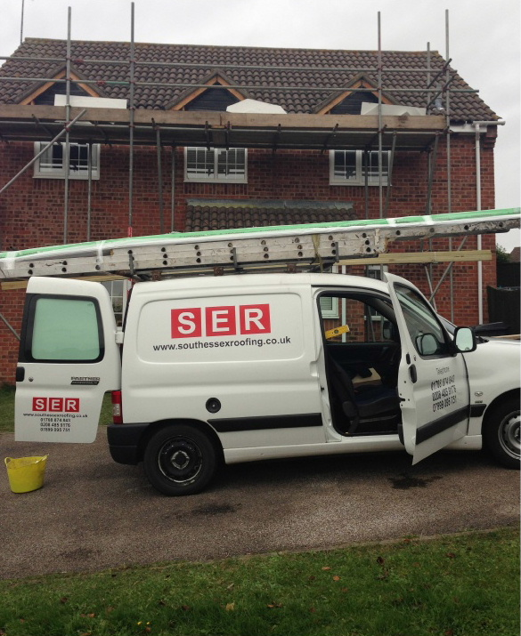 Roofers Hornchurch South Essex Roofing