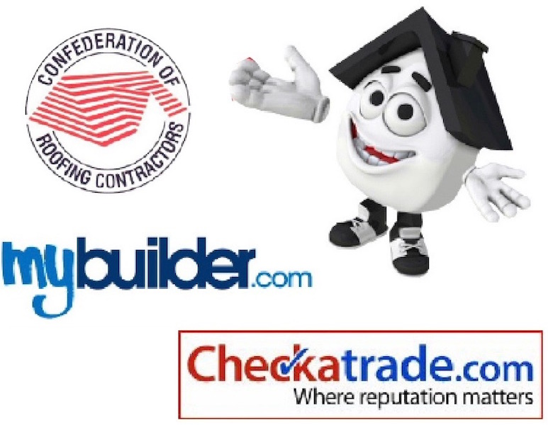 South Essex Roofing of Chelmsford Essex are members of the Confederation of Roofing Contractors, My Builder.Com and Checkatrade