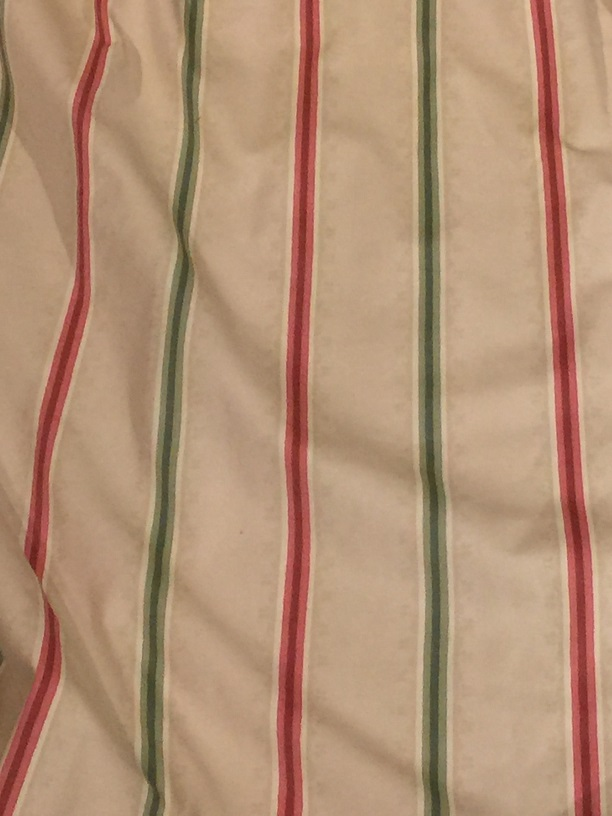 Long Zoffany Interlined Pinch Pleat Curtains W66 D108