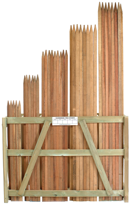 Hardwood & Softwood Tree Stakes