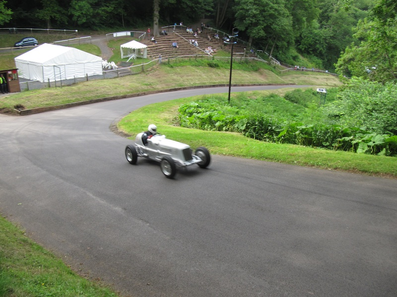 Shelsley Hill Climb