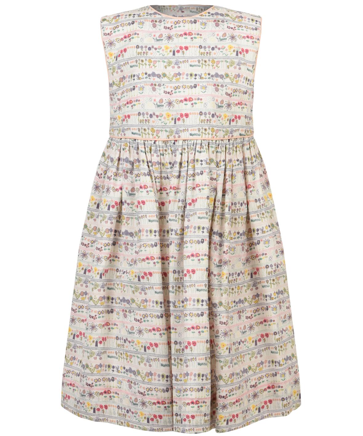 b0018a628682 Classic Hattie Dress - Jolie Rose Liberty Print