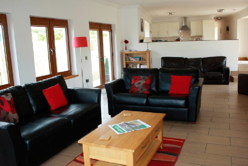 Drumfad Barn self-catering holiday cottage in Port William is furnished to a high standard