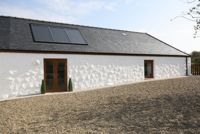 Drumfad Barn and Cottage self catering holiday accommodation in south west Scotland