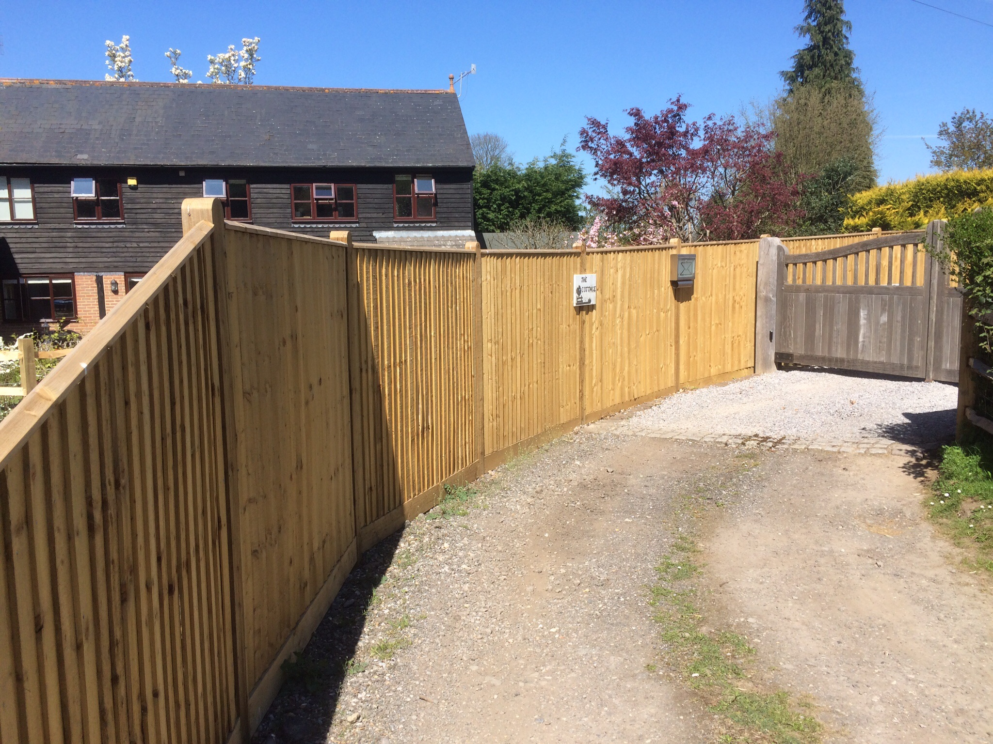 Whittaker Fencing Services